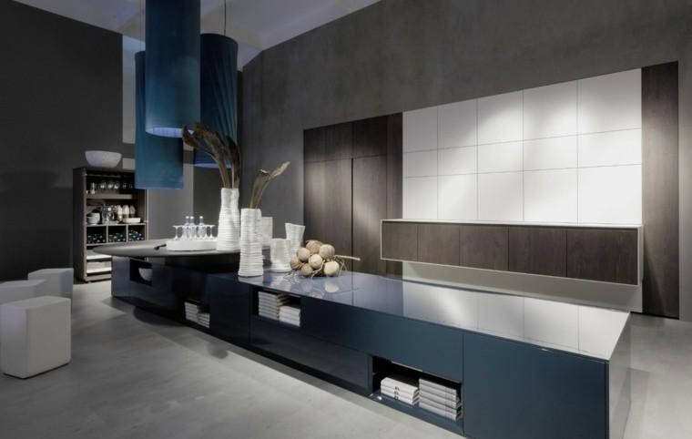 Gu a para comprar cocinas modernas compraralia for Suspension de cocina moderna